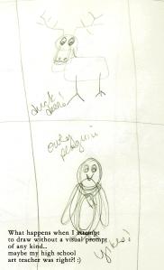 sketch goofs
