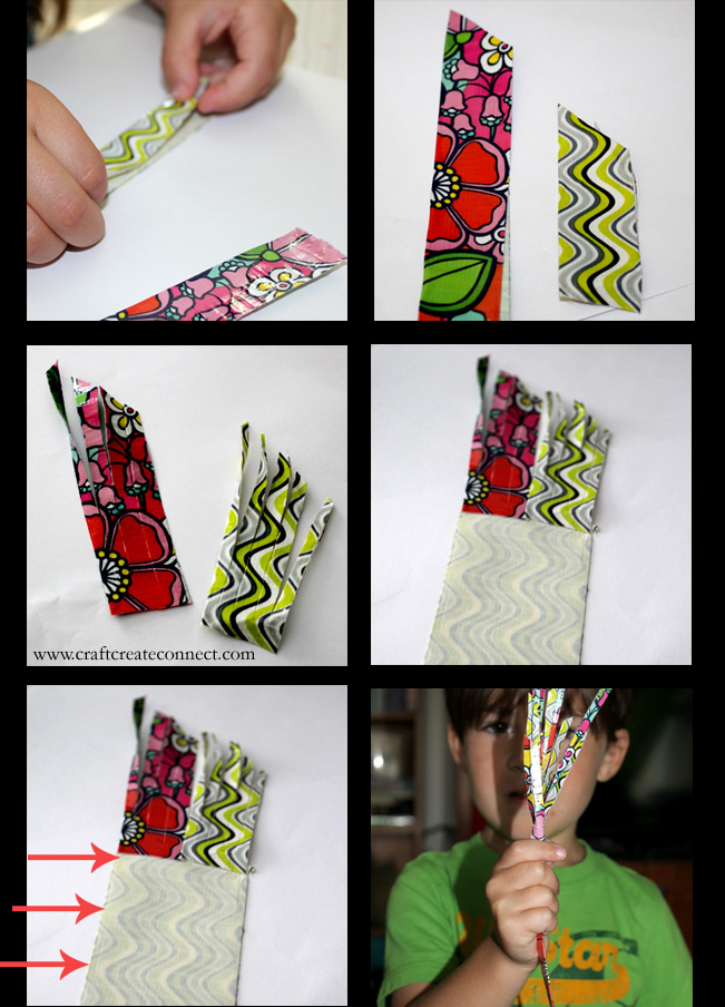 Diy duct tape tassel bookmark craft create connect for Duct tape bookmark ideas