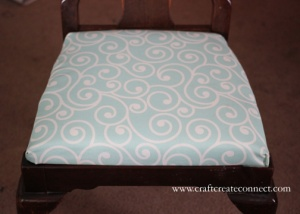 dining room chair makeover