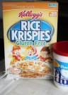 GF rice krispy treats
