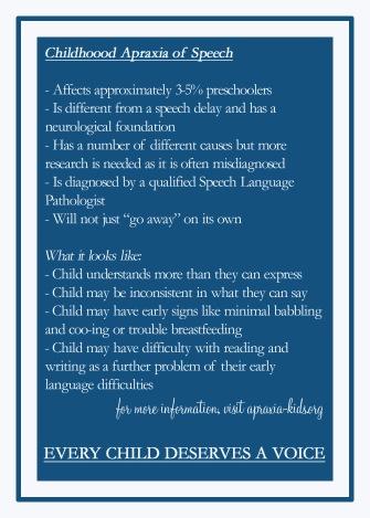 understaqnding apraxia