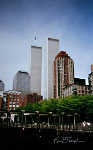 World Trade center pre September 11