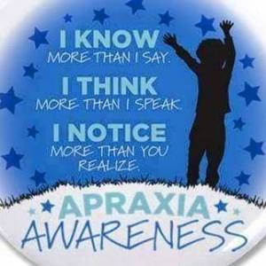 apraxia awareness