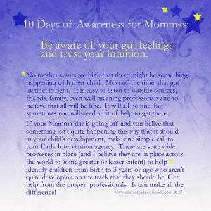 Awareness, disabilitiy, mother's day