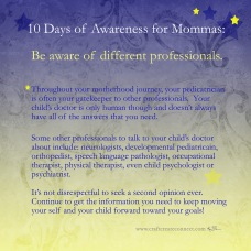 Awareness, Disability, mother's day
